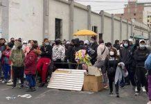 Desalojan a vendedores ambulantes que tomaron Jr. Cuzco