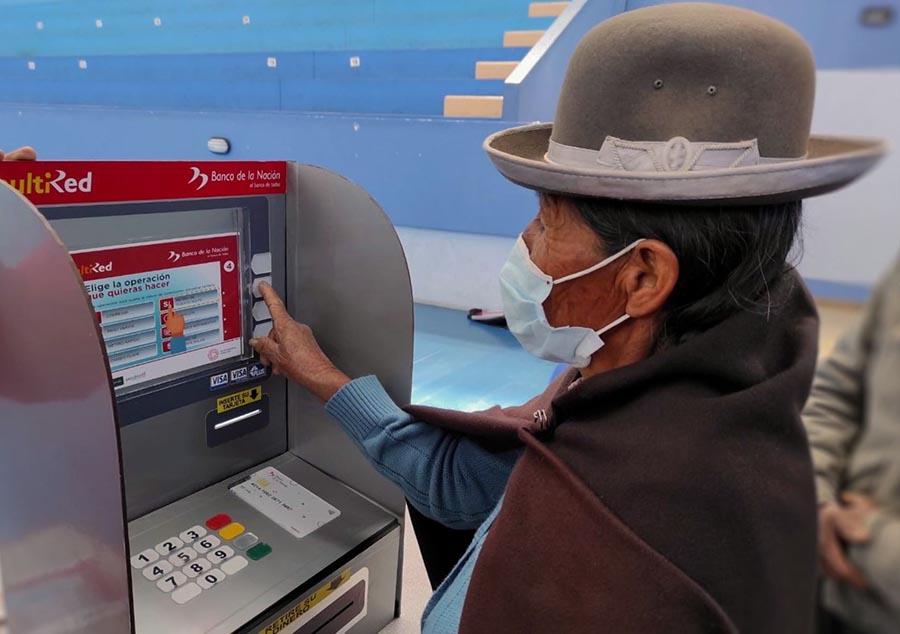 Banco de la Nación habilita portal para activar Cuenta DNI