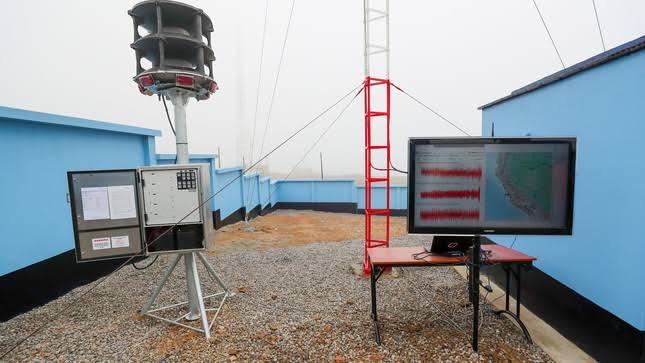 INDECI realizará demostración de la primera sirena del sistema ante sismos