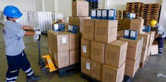 Distribuyen más de 700 toneladas de suministros médicos
