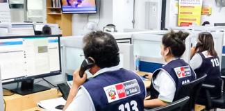 Minsa atendió más de 93,000 llamadas por salud mental