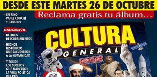 """Álbum """"Cultura general actualizada"""""""