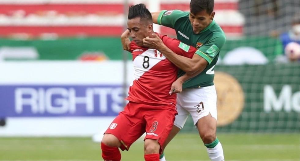 Christian Cueva y su polémica jugada en el Perú vs Bolivia que desató las críticas
