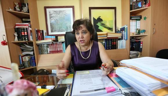 Sonia Medina: Al Vraem aún no se ha ingresado y la zona está infestada de plantaciones de hoja de coca