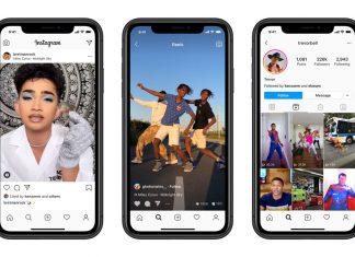 """""""Los Reels en Facebook pueden consistir en música, audio, efectos y más. Puede encontrarlos en News Feed o en Grupos"""", señaló la compañía"""