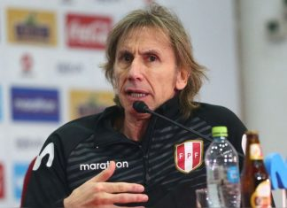 Después de la victoria de Perú contra Chile, Ricardo Gareca se pronunció en conferencia de prensa para responder a todo.