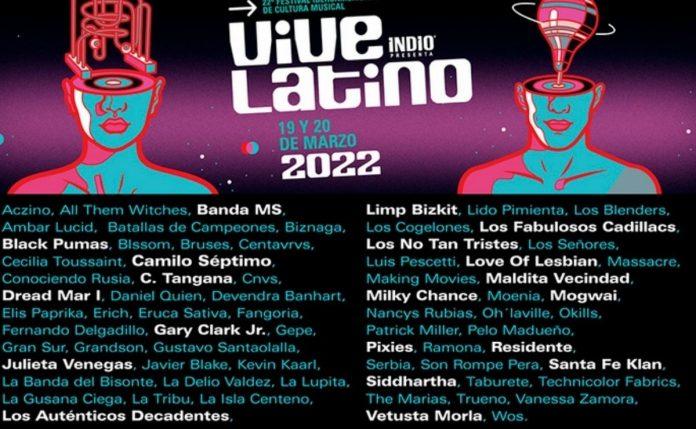 Varios artistas estarán en este célebre festival musical que se efectuará el 19 y el 20 de marzo del próximo año.